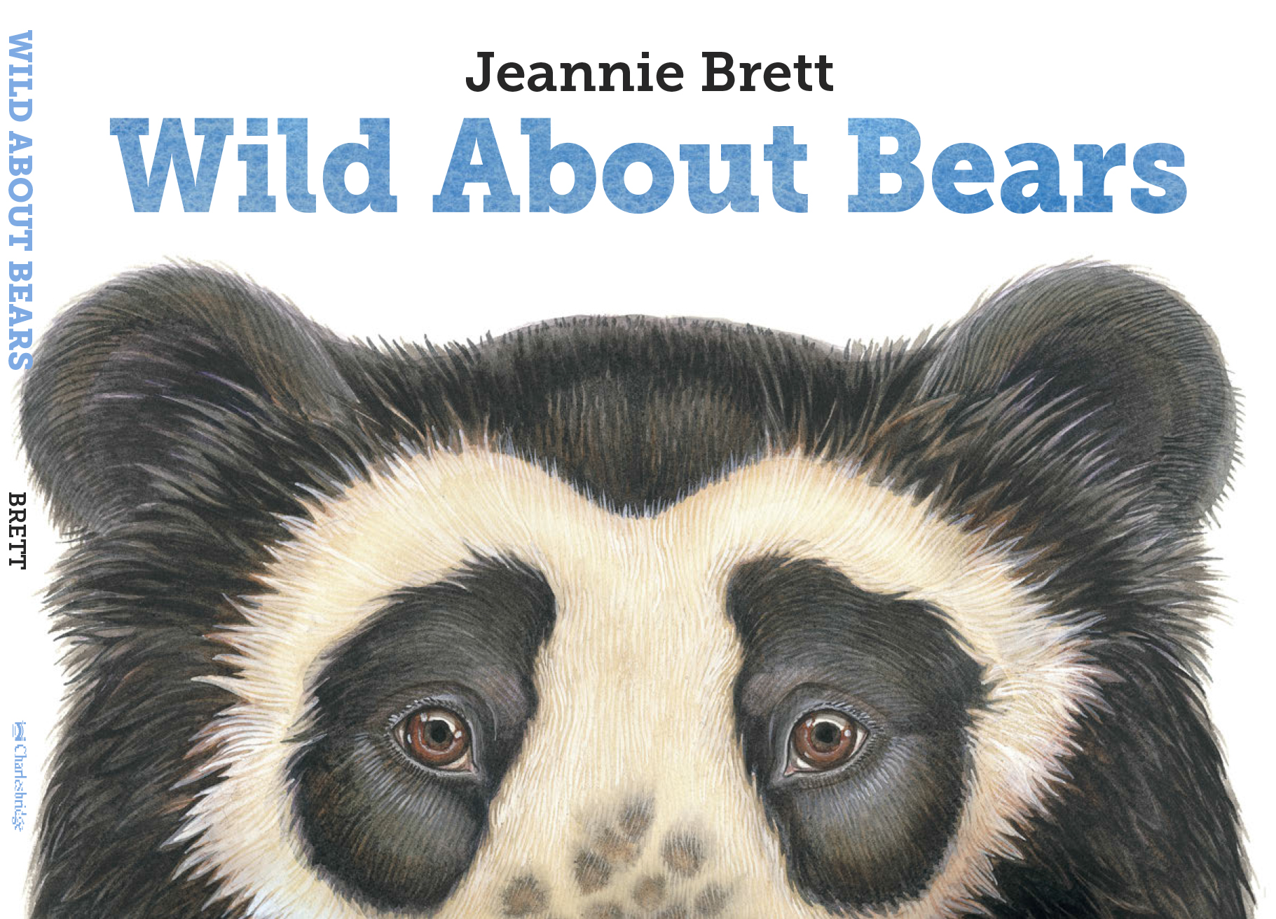 Wild About Bears | Jeannie Brett, Children's Book Author & Illustrator