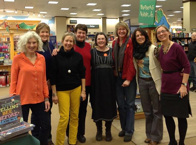 B&N Author Book Signing 12/12/13